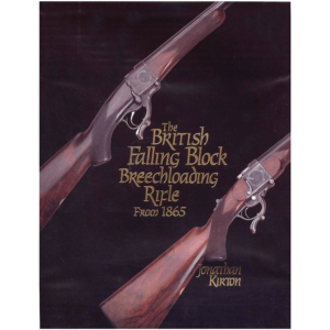 British Falling Block Breechloading Rifle By Jonathan Kirton