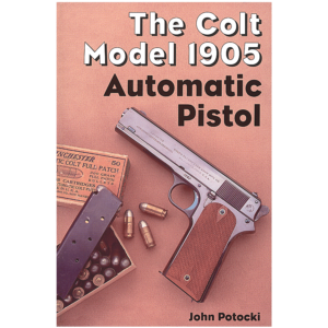 Colt Model 1905 Automatic Pistol By John Potocki