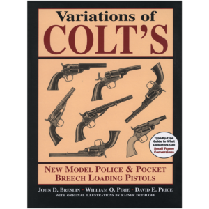 Variations Of Colt's By Breslin, Pirie & Price