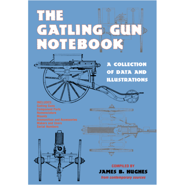 Gatling Gun Notebook