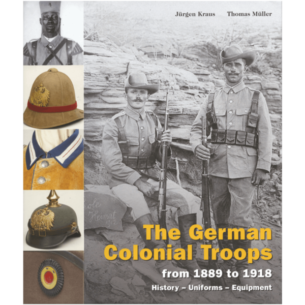 German-Colonial-Troops