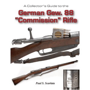 "German Gew. 88 ""Commission"" Rifle By Scarlata"