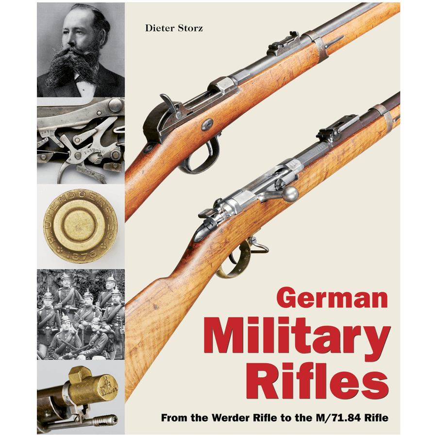 German-Military-Rifles-Volume-1
