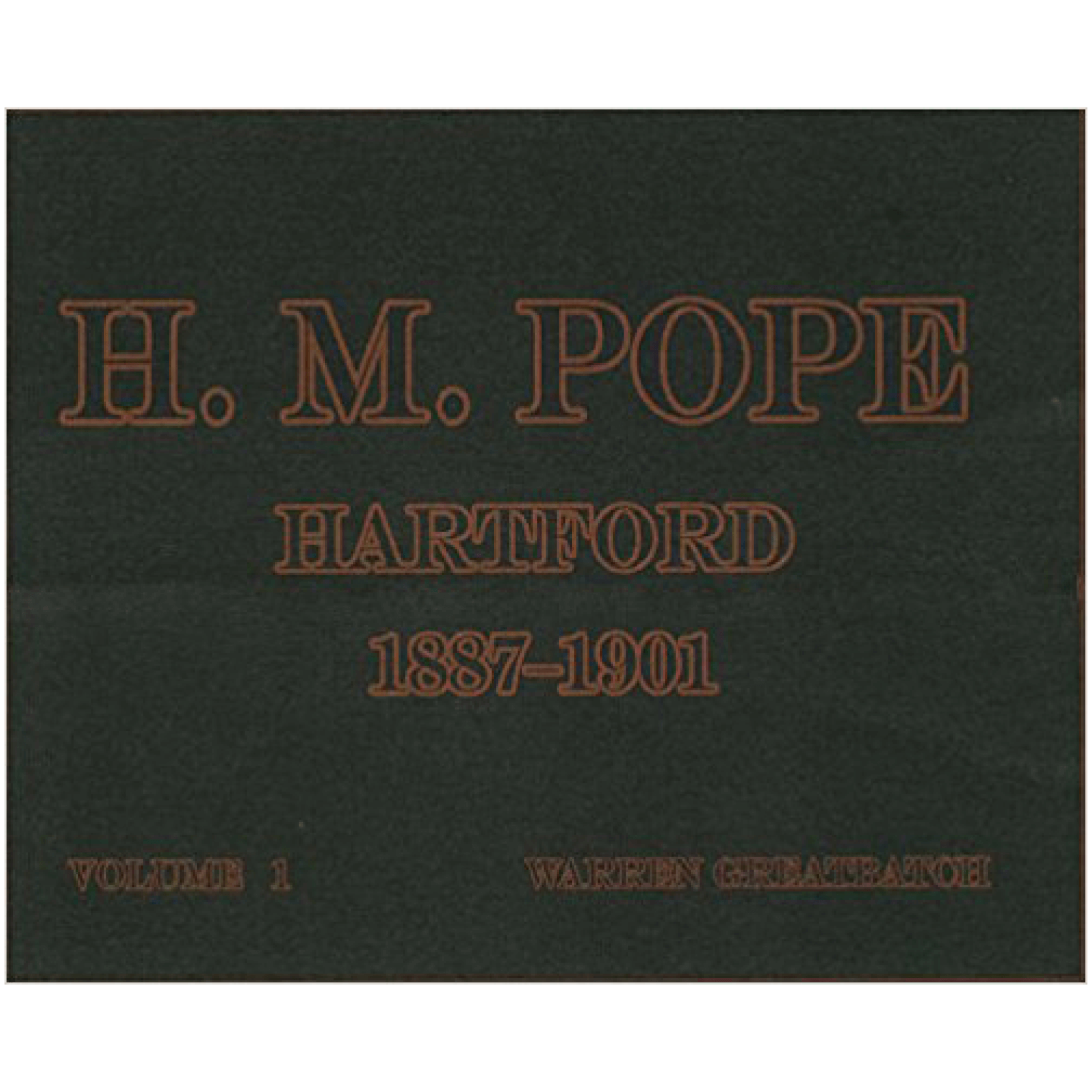 H.M. Pope By Warren Greatbatch