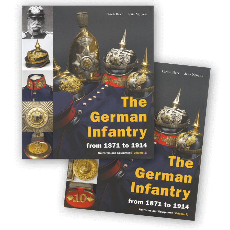 The German Infantry From 1871-1914 By Herr & Nguyen