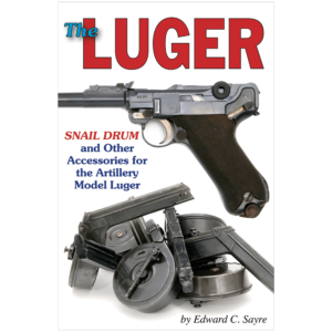 The Luger Snail Drum By Sayre