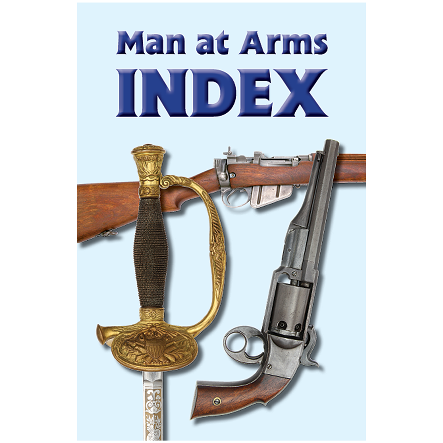 Man At Arms Index (Printed)