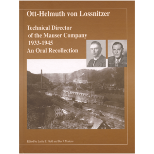 Ott-Helmuth Von Lossnitzer By Field & Martens