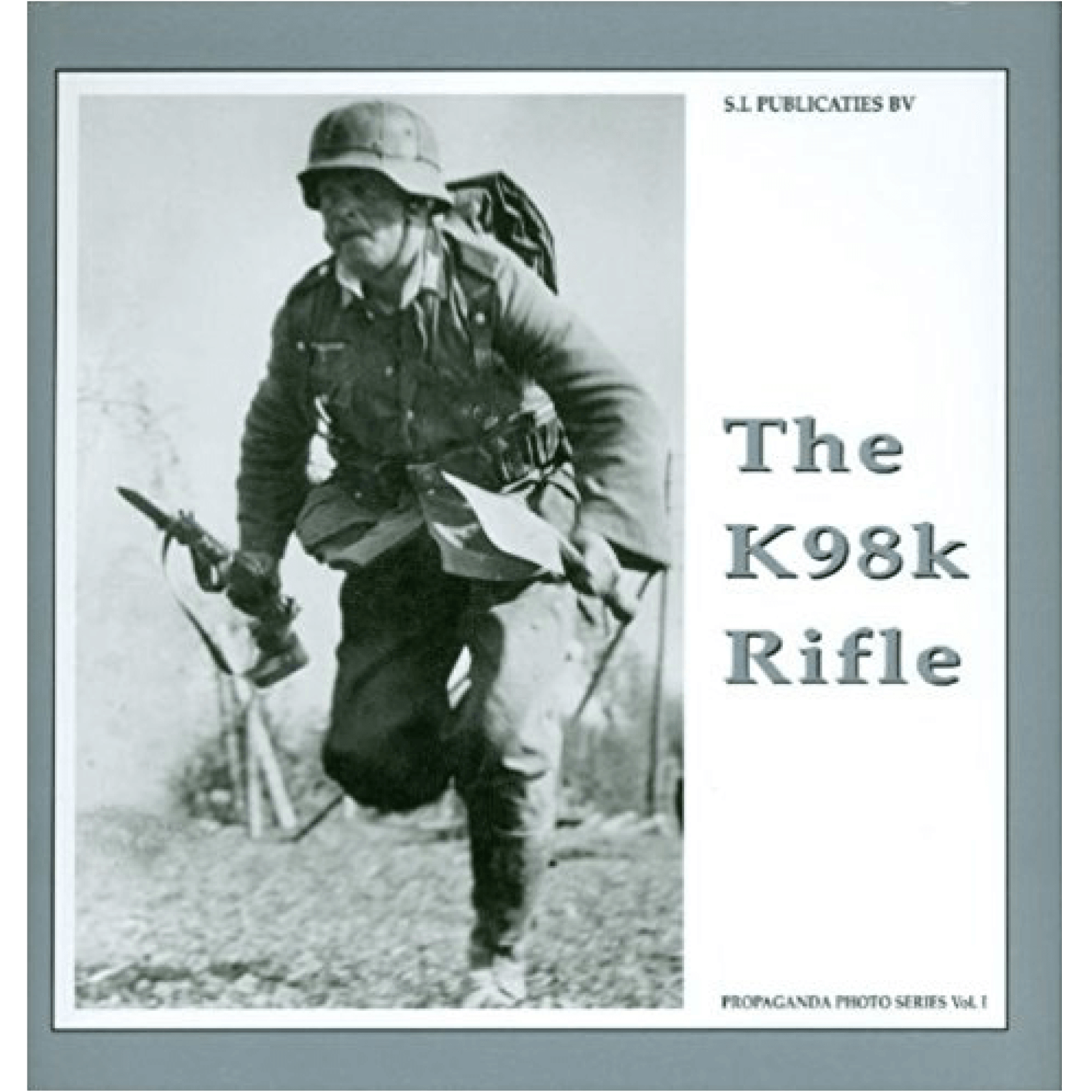 The K98k Rifle