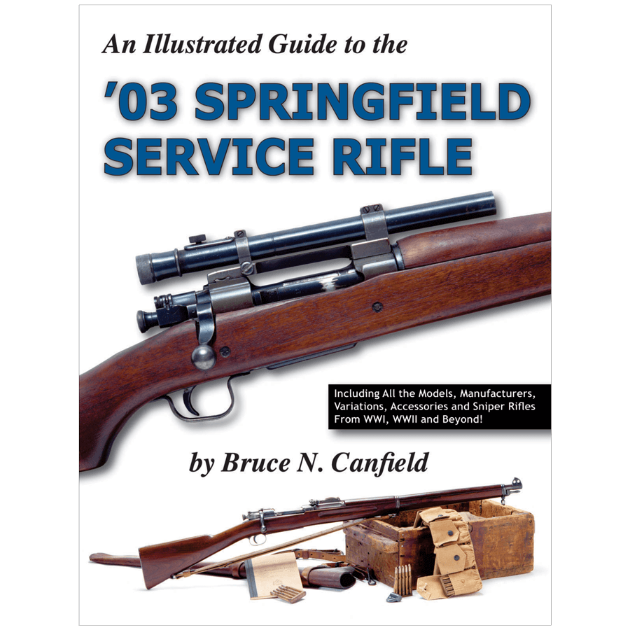 '03 Springfield Service Rifle By Canfield