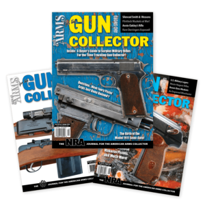 Subscription To Gun And Sword Collector