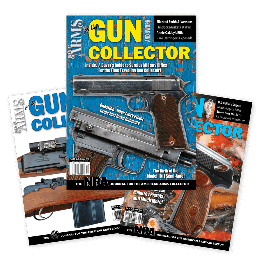 Subscription To Gun And Sword Collector (International)