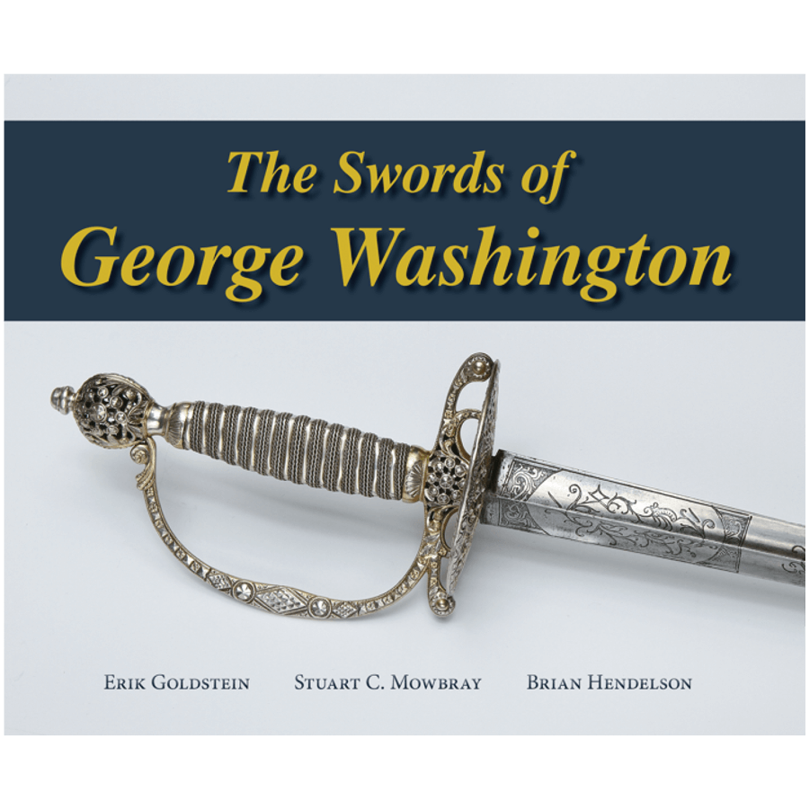 The Swords Of George Washington By Goldstein, Mowbray & Hendelson