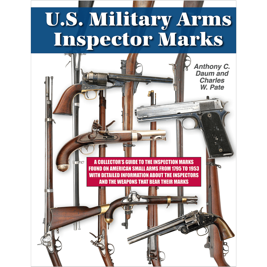 U.S. Military Arms Inspector Marks By Daum & Pate