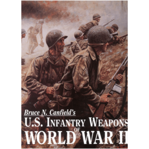 U.S. Infantry Weapons Of World War II By Canfield