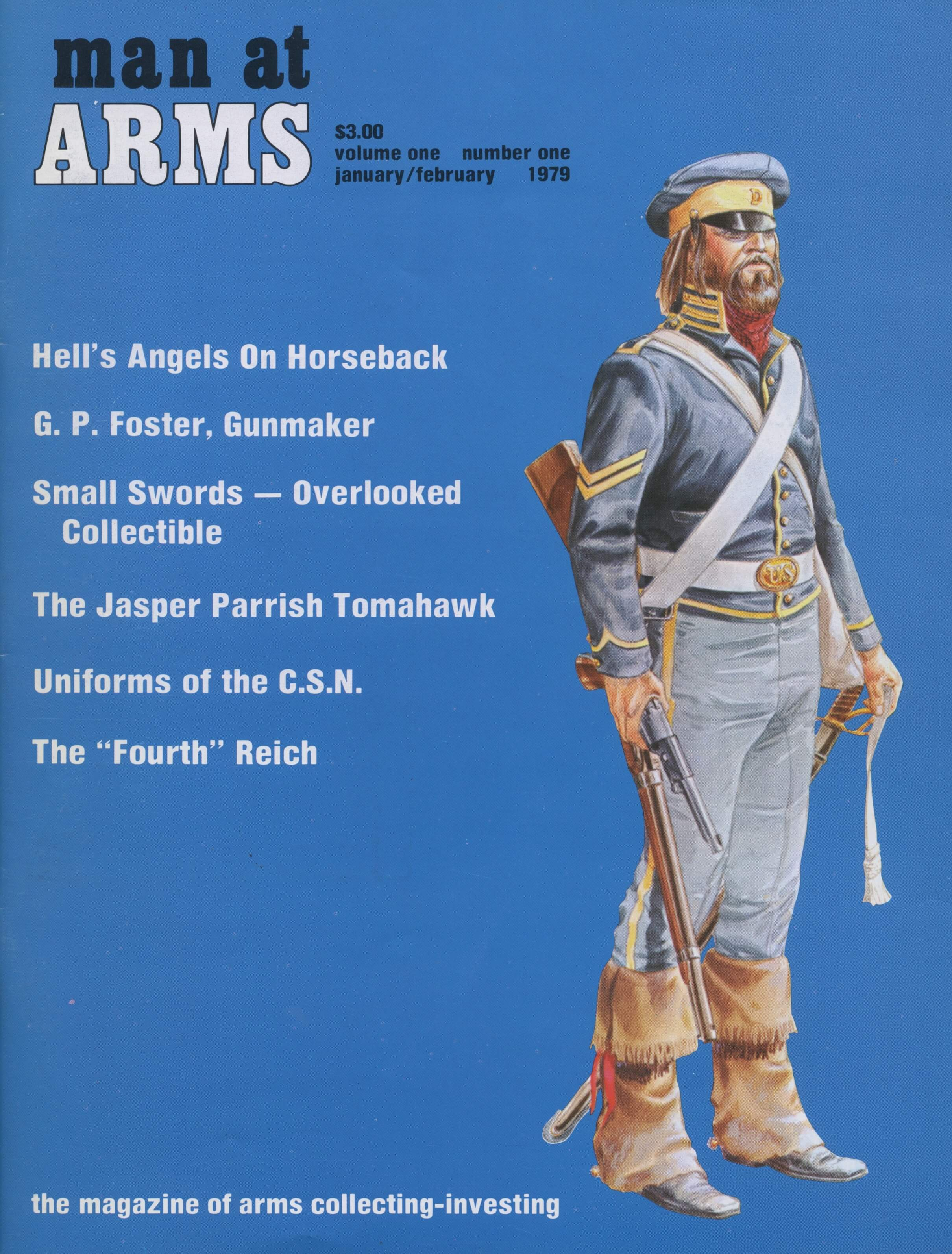 Volume 1, Number 1: January/February 1979
