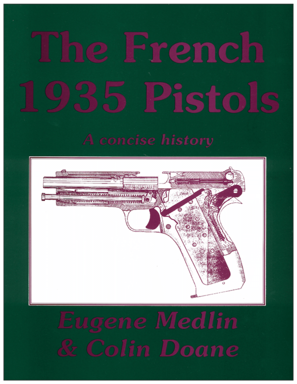The French 1935 Pistols