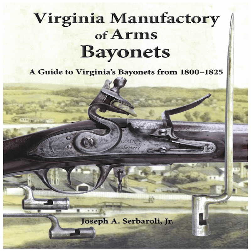 Virginia Manufactory Of Arms Bayonets By Serbaroli