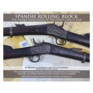 Spanish Rolling Block By Aguinaga